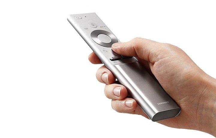 SAMSUNG UE55NU8042 piolt one remote