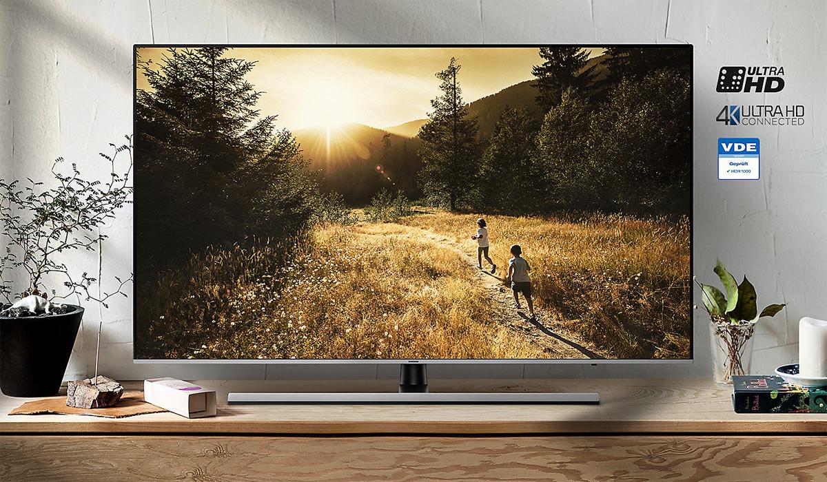 Samsung UE55NU8042 – telewizor dla wymagających