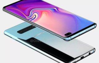 Nowe informacje w sprawie nadchodzącego Samsunga Galaxy S10+