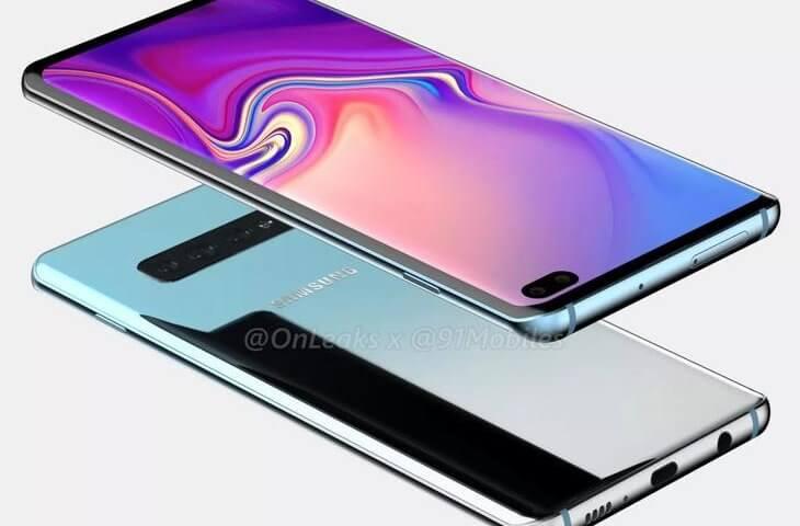 Czy tak będzie wyglądał Samsung Galaxy s10+